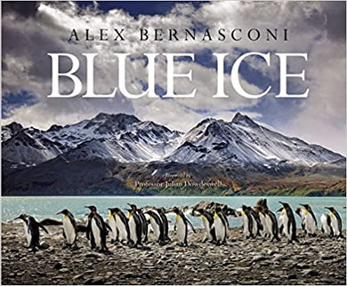 BLUE ICE  by by Alex Bernasconi