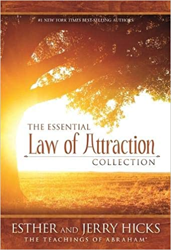 THE ESSENTIAL LAW OF ATTRACTION COLLECTION  by Esther and Jerry Hicks