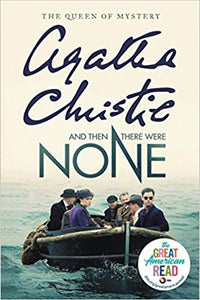 AND THEN THERE WERE NONE: A HERCULE POIROT MYSTERY  by Agatha Christie