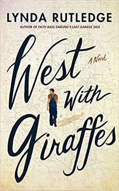 WEST WITH GIRAFFES  by Lynda Rutledge