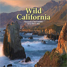 WILD CALIFORNIA  by Tracy Read