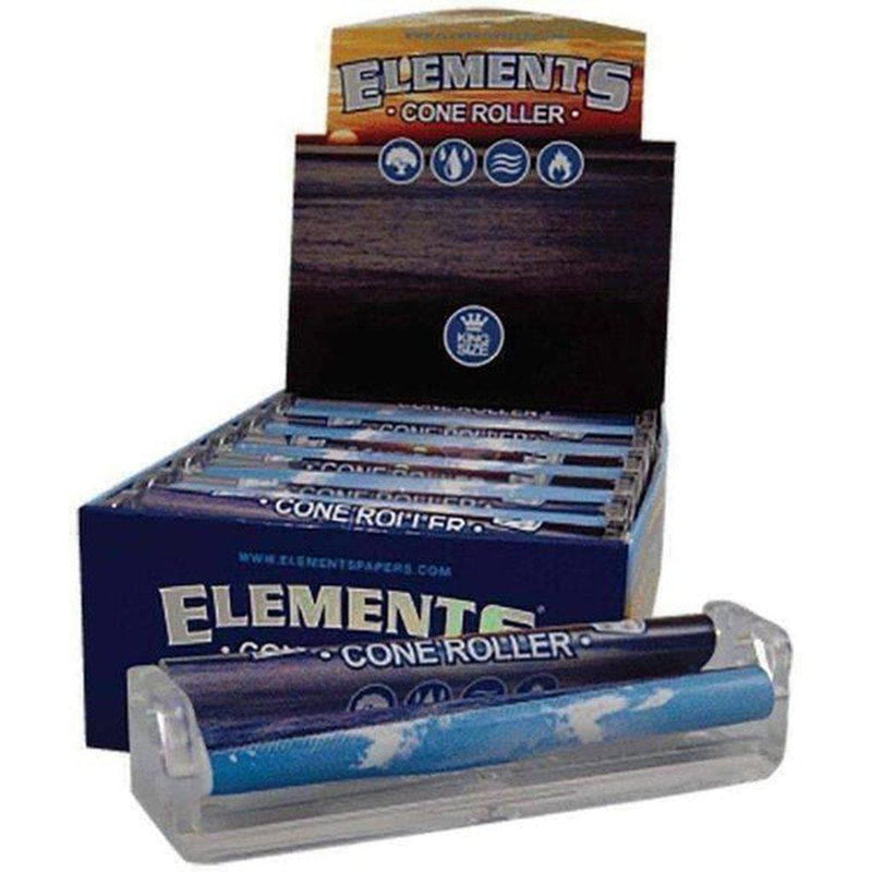 Elements King Size Cone Rollers