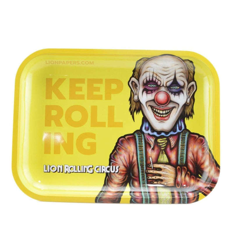 Lion Rolling Circus keep Large Trays - 9 X 12
