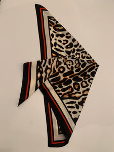 Animal Scarf Square - chichappensboutique