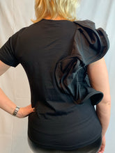 Load image into Gallery viewer, Statement Ruffle T-Shirt - chichappensboutique