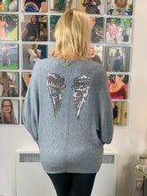 Load image into Gallery viewer, Angel back super soft knit (various colours)