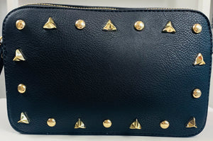 Valentino Inspired Crossbody Bag (various colours) - chichappensboutique