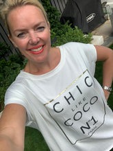 Load image into Gallery viewer, Chic like Coco Longline T - chichappensboutique