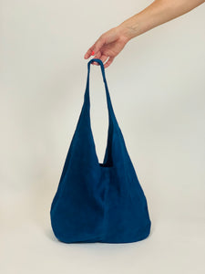 Suede Hobo Bag - chichappensboutique