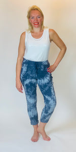 Essential Tie Dye Trousers - chichappensboutique