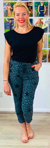 Animal star trousers - chichappensboutique