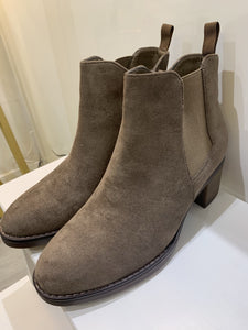 Suede Feel Chelsea Boots (various new colours)