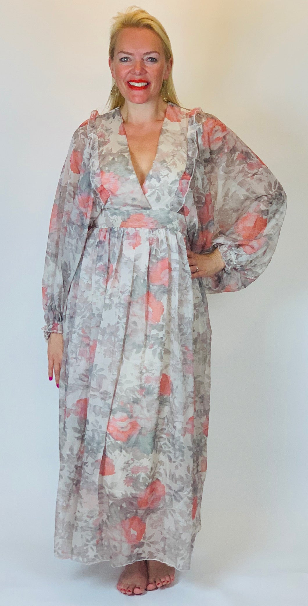 Zimmerman Inspired Floaty Dress - chichappensboutique