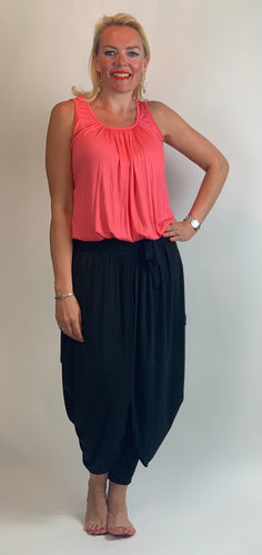 Essential Pleat Front Bubble Top - chichappensboutique