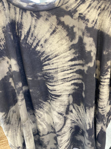 Tie Dye Frill T-shirt - chichappensboutique