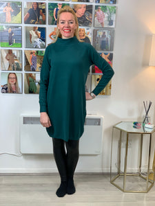 Audrey Jumper Dress (various colours) - chichappensboutique