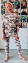 Load image into Gallery viewer, Faded Camo soft Joggers - chichappensboutique