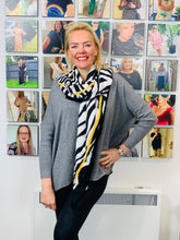 Load image into Gallery viewer, Zebra Scarf - chichappensboutique
