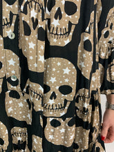 Load image into Gallery viewer, Religion Inspired Skull Tunic (various colours) - chichappensboutique