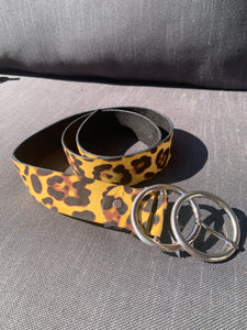 Animal Print Belt - chichappensboutique