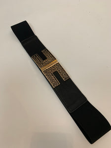 Stretch belt with Grecian Style Closure - chichappensboutique