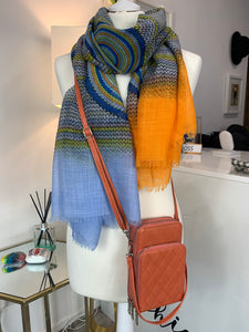 Missoni Inspired Kaleidoscope Scarf (various colours) - chichappensboutique