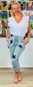 Soft Star Joggers - chichappensboutique
