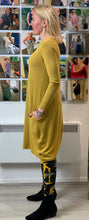 Load image into Gallery viewer, Fine Knit Jumper Dress (various colours) - chichappensboutique