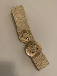Sundial Stretch Belt - chichappensboutique
