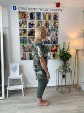 Load image into Gallery viewer, Camo Extra Chic Tshirt - chichappensboutique