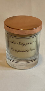 Chic Refillable Soy Candles (various scents) - chichappensboutique