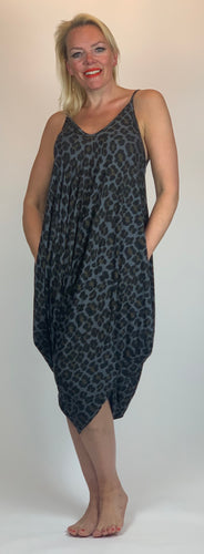Animal Parachute Jumpsuit - chichappensboutique