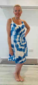 Grecian Sundress in Smudge - chichappensboutique
