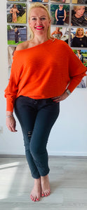 Ribbed Soft Knit - chichappensboutique