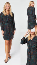 Load image into Gallery viewer, Stella Shirt Dress - chichappensboutique