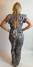 Load image into Gallery viewer, Animal Print Jumpsuit - chichappensboutique