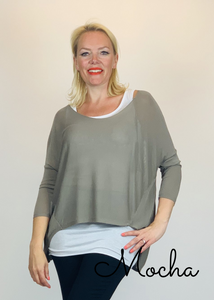 Essential Eden Fine Knit - chichappensboutique