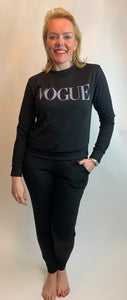 Vogue Loungewear Set - chichappensboutique