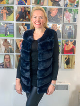 Load image into Gallery viewer, Faux Fur Gilet (various colours) - chichappensboutique