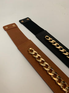 Stretch Chain Belt - chichappensboutique