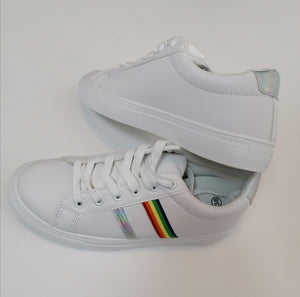 Rainbow Trainers - chichappensboutique