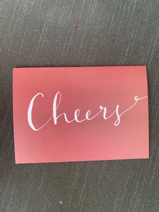 "Chic Greeting Card - ""For You"" - chichappensboutique"