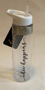 Charity Water Bottle - chichappensboutique
