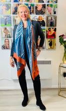 Load image into Gallery viewer, Autumn palm scarf (new colours) - chichappensboutique