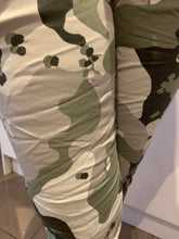 Load image into Gallery viewer, Essential Turn Up Trousers in Abstract Camo - chichappensboutique