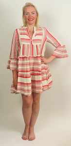 Summer Stripe Tunic - chichappensboutique