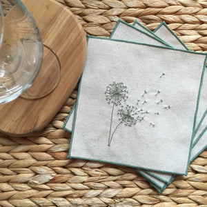 Dandelions Cocktail Napkins