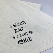 Load image into Gallery viewer, Grateful Heart Towel
