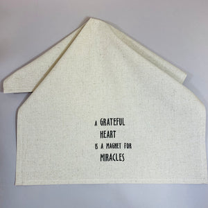 Grateful Heart Towel