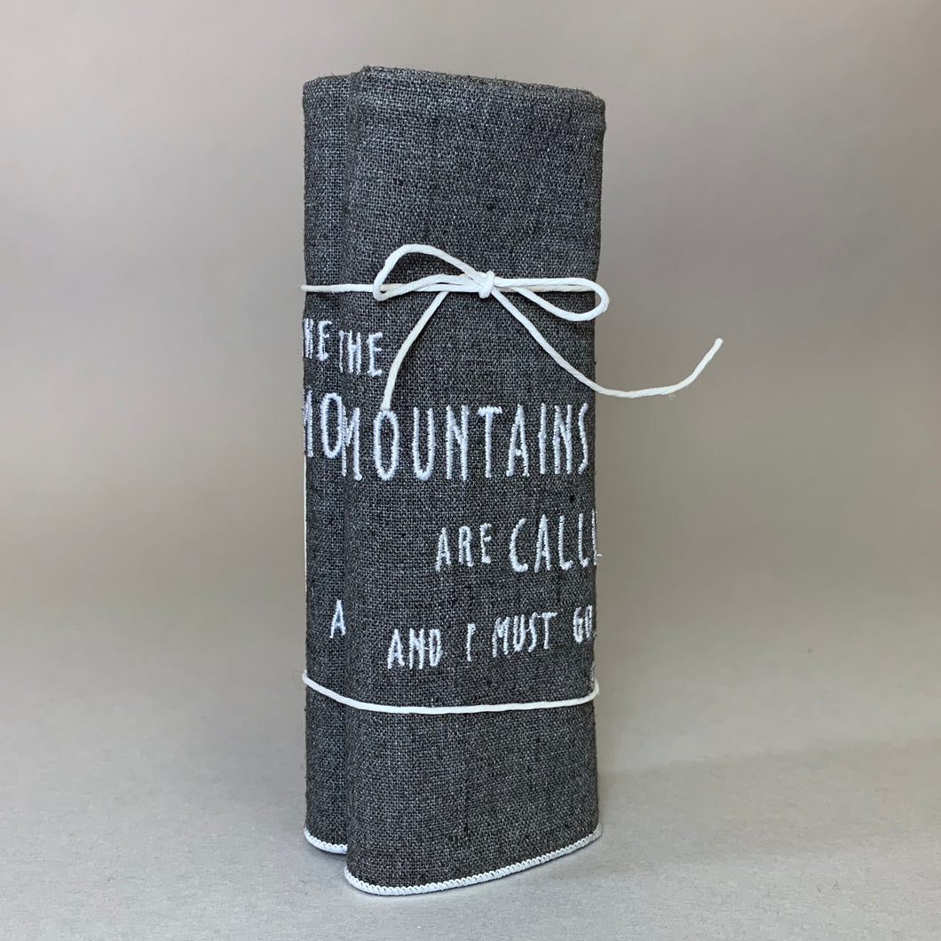 Mountains are calling Dinner Napkins